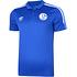 Umbro FC Schalke 04 Poly Poloshirt Classic Blau (1)