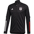 Adidas FC Bayern München Trainingsjacke 2020/2021 Schwarz