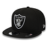 New Era Las Vegas Raiders Cap Diamond 9FIFTY schwarz (1)