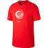 Nike Türkei T-Shirt EM 2021 Rot (1)