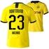 Puma Borussia Dortmund Heim Trikot HAZARD 2019/2020 (1)