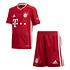 Adidas FC Bayern München Trikot 2020/2021 Heim Mini Kit