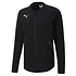 Puma Trainingjacke Casual Team FINAL 21 Schwarz (1)