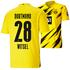 Puma Borussia Dortmund Heim Trikot WITSEL 2020/2021 Kinder (1)