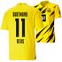 Puma Borussia Dortmund Heim Trikot REUS 2020/2021 Kinder (1)