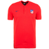Nike Atletico Madrid Poloshirt rot/blau