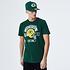 New Era Green Bay Packers T-Shirt Helmet grün (1)