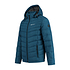 TRAVELIN OUTDOOR Winterjacke Grenivik blau