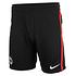 Nike Eintracht Frankfurt Shorts 2020/2021 Schwarz Kinder (1)