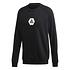 Adidas Sweatshirt TAN Schwarz (1)
