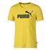 Puma T-Shirt ESS No.1 Gelb (1)