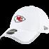 New Era Kansas City Chiefs Cap Super Bowl 55 Sideline 9FORTY weiß (1)