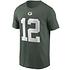 Nike Green Bay Packers T-Shirt Player Rodgers 12 grün (1)