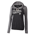 New Era Las Vegas Raiders Hoodie Graphic Damen schwarz/grau (1)