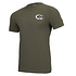 New Era Green Bay Packers T-Shirt Camo Injection grün