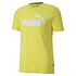 Puma T-Shirt ESS No.1 Yellow