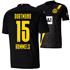 Puma Borussia Dortmund Auswärts Trikot HUMMELS 2020/2021 Kinder (1)