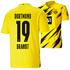 Puma Borussia Dortmund Heim Trikot BRANDT 2020/2021 Kinder (1)