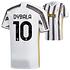 Adidas Juventus Turin Trikot DYBALA 2020/2021 Heim Kinder