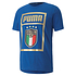 Puma Italien T-Shirt EM 2021 Blau (1)