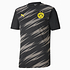 Puma Borussia Dortmund Aufwärmtrikot 2020/2021 schwarz (1)