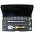 Ironside Steckschlüssel + Bitsatz 25-teilig schwarz