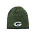 New Era Green Bay Packers Beanie On Field Tech Knit grün (1)