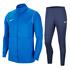 Nike Trainingsanzug Park Blau (1)