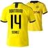 Puma Borussia Dortmund Heim Trikot SCHULZ 2019/2020 (1)