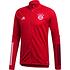 Adidas FC Bayern München Trainingsjacke 2020/2021 Rot (1)