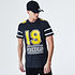 New Era Green Bay Packers T-Shirt Team Established grau (1)
