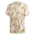 Adidas T-Shirt D2M CAMO khaki (1)