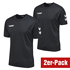 hummel 2er Set T-Shirt Core Poly Schwarz
