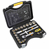 Ironside Profi Steckschlüssel Set 24tlg. 13 mm schwarz