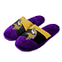 Forever Collectibles Minnesota Vikings Hausschuhe Colourblock lila/schwarz/gold (1)