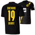 Puma Borussia Dortmund Auswärts Trikot BRANDT 2020/2021 Kinder (1)