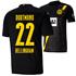 Puma Borussia Dortmund Auswärts Trikot BELLINGHAM 20/21 Kinder (1)