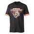 New Era Cincinnati Bengals T-Shirt Stripe schwarz (1)