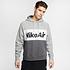 Nike Hoodie NIKE AIR Grau/Weiß