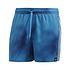 Adidas Freizeit-und Badeshorts 3S F CLX Blau/Weiß (1)
