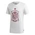 Adidas Spanien T-Shirt EM 2021 Weiß (1)
