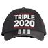 Adidas FC Bayern München Cap Triple Sieger 2020 Schwarz