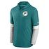 Nike Miami Dolphins Longsleeve Mascot Historic grün (1)