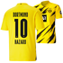 Puma Borussia Dortmund Heim Trikot HAZARD 2020/2021 Kinder (1)