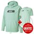Puma Hoodie NU-TILITY inkl. T-Shirt NU-TILITY gratis Mint (1)
