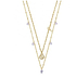 Guess Collier Damen GALACTIC GIRL Gold (1)