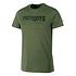 New Era New England Patriots T-Shirt Wordmark Camo oliv (1)