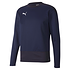 Puma Training Sweatshirt GOAL 23 Marine (1)