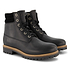 TRAVELIN OUTDOOR Boots Ljosland schwarz