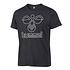 hummel T-Shirt Peter schwarz (1)